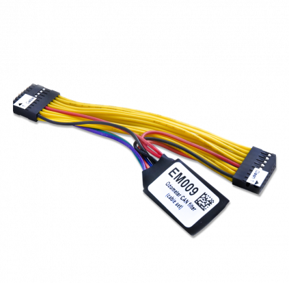 EM009 - Odometer calibration emulator with jumper cable for dash for W204, W212, W205 (FBS3/FBS4)